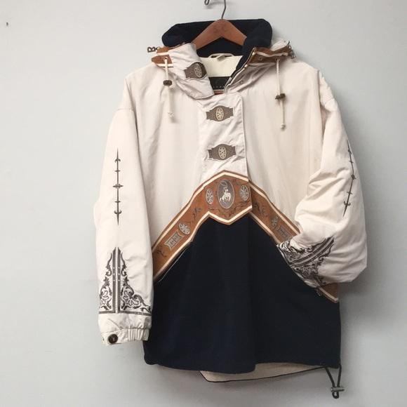 super popular on sale temperament shoes BOGNER - Vintage Ski Jacket w/Hood - Western Motif